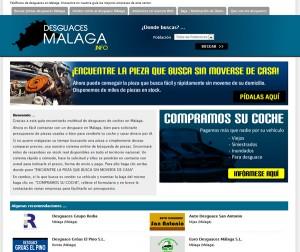 desguacesmalaga.info